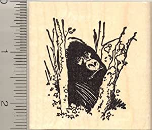 Gorilla rubber stamp arts crafts sewing for Rubber stamps arts and crafts