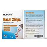 MQFORU 100 Pcs Nasal Strips for Better Breath