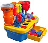 Musical Workbench Toy For Toddlers TG653 - Interactive Musical...