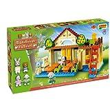 Unico Building Bricks Animal School Duplo compatible 117 pcs