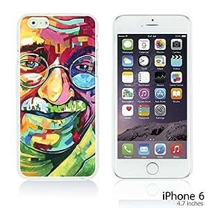 OnlineBestDigitalTM - Celebrity Star Hard Back Case for Apple iPhone 6 (4.7 inch)Smartphone - Gandhi
