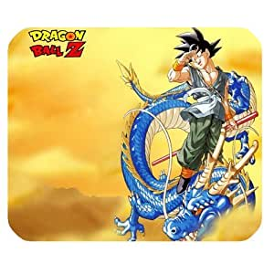 Mystic Zone Personalized Dragon Ball Z Rectangle Mouse Pad (Black)