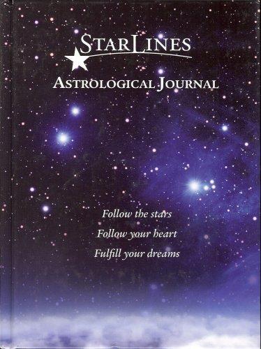 Read Online Starlines Astrological Journal pdf epub