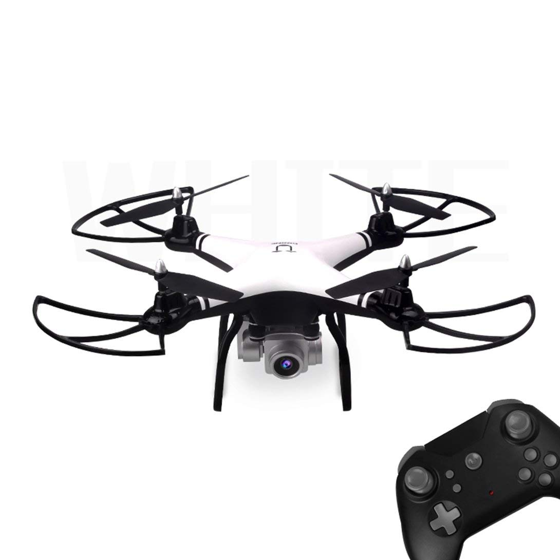 Swiftswan 2.4G RC Selfie Smart Drohne FPV Quadcopter Flugzeug mit 720P HD Kamera Echtzeit Höhenstand Headless Modus 3D Flip