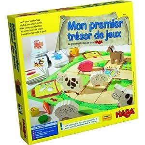 Mi primer tesoro de juegos La gran selección de juegos