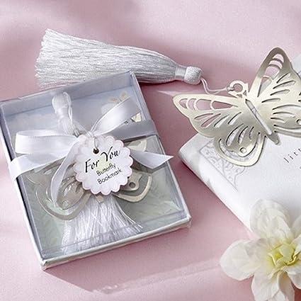 Amazon Thoughtful Wedding Gifts Wedding Favors Bookmarks 100