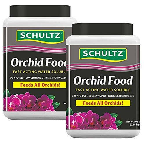 - Schultz Water Soluble Orchid Food 20-20-15, 20 oz