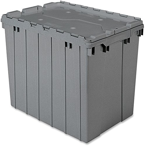 21 1 2 L X 15 W X 17 H Od Akro Mils  R  Attached Lid Container