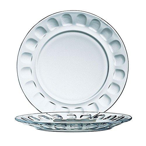 Arcoroc 1158 Roc 7 1/2'' Salad Plate - 36 / CS by ARC Cardinal