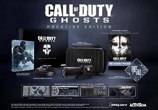 Call of Duty: Ghosts Prestige Edition - PlayStation 4 (B00EEMLOFU) | Amazon price tracker / tracking, Amazon price history charts, Amazon price watches, Amazon price drop alerts