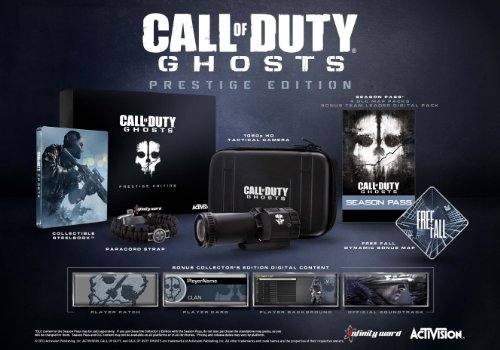 Call of Duty: Ghosts Prestige Edition - Xbox One