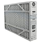 Lennox X6664 MERV 10 Filter - 17'' x 26'' x 4'' - Genuine Lennox Product