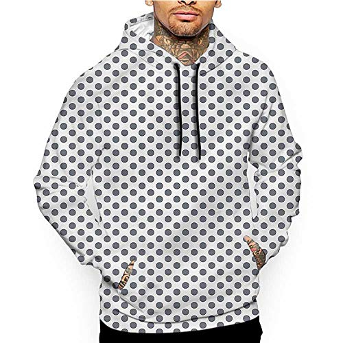 flybeek Hoodies Sweatshirt Autumn Winter Retro,Chessboard Style Checkered,Sweatshirt Blanket Throw