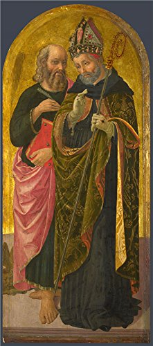oil-painting-saint-mark-and-saint-augustine-1470-zanobi-machiavelli-16-x-36-inch-41-x-92-cm-on-high-