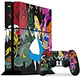Alice in Wonderland PS4 Console and Controller Bundle Skin - Alice in Wonderland | Disney & Skinit Skin