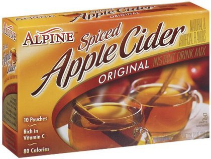 Alpine Mix Cider Orig 10ct by Alpine