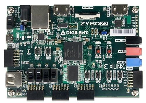 ZYBO Z7 Zynq-7020 SoC Platform +SDSoC Voucher