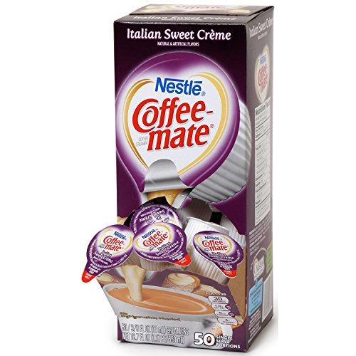 coffee-mate-5000084652-liquid-coffee-creamer-italian-sweet-creme-0375-oz-cups-pack-of-50