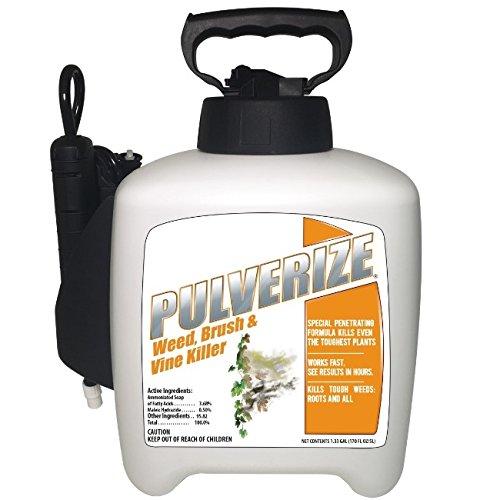 Pulverize PZBVPS133 Weed Brush & Vine Killer 1.33g with Sprayer