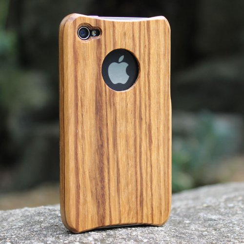 iphone 4 cases wood - 5
