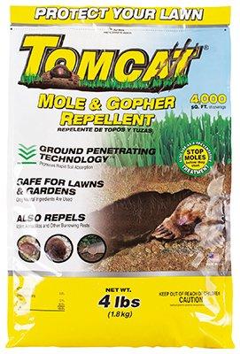 Tomcat Granular Mole Repellent