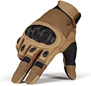 Men's Smart Touch Screen Outdoor Gloves for Motorcycle Camping Hi