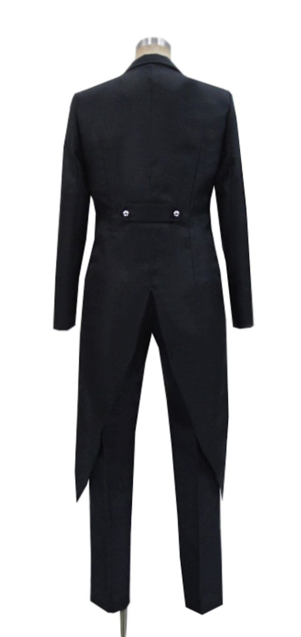 Dreamcosplay Anime Black Butler Sebastian Michaelis Outfits Costume Cosplay