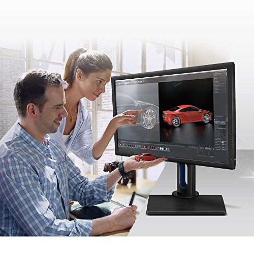 BenQ PD2700Q 27 inch QHD 1440p IPS Monitor | 100% sRGB | AQCOLOR Technology for Accurate Reproduction