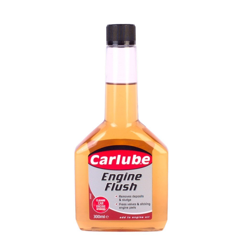 Carlube Engine Flush Oil Flushing Additive Engine Deposits Remover 300ml QPF300