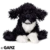 Webkinz Portuguese Water Dog with Trading Cards