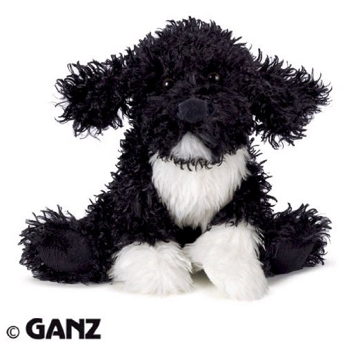 (Webkinz Portuguese Water Dog with Trading Cards)