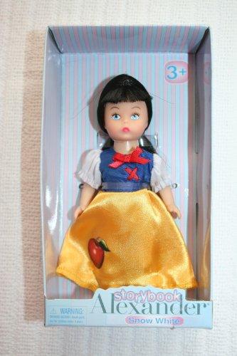 (Madame Alexander Storybook SNOW WHITE Mini Doll 5