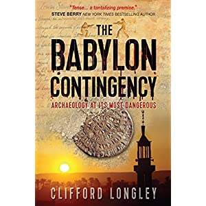 The Babylon Contingency (Dci Peele)