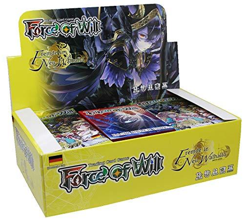 Collect-it Force of Will - Fremde Walhalla - 1 Display - Deutsch
