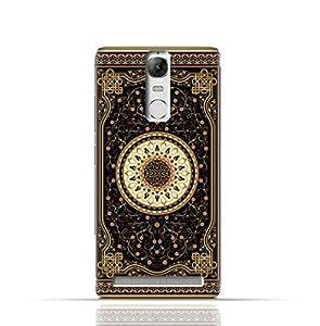 """Lenovo K5 Note TPU Silicone Case With Arabian Carpet Pattern 1002"