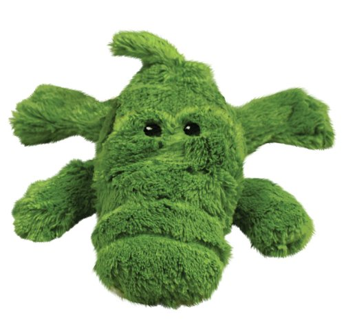 KONG Ali Alligator Cozie Dog Toy, Small
