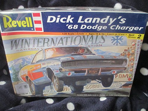 #2573 Revell Dick Landy's