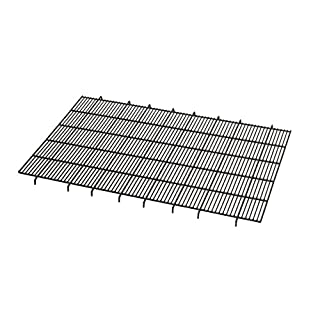 Floor Grid for Dog Crate | Elevated Floor Grid Fits MidWest Folding Metal Dog Crate Models 1542U, 1542DDU, 1642U, 1642DDU, 742UP, 442, 442DD