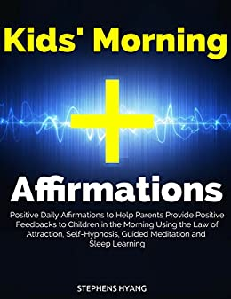 Kids Morning Affirmation Affirmations Self Hypnosis ebook product image