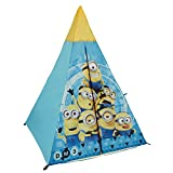 Illumination Despicable Me 3 Kids Teepee Tent Review