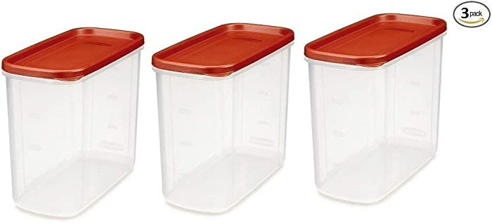 The Best Rubbermaid 16 Cup Food Storage Containers
