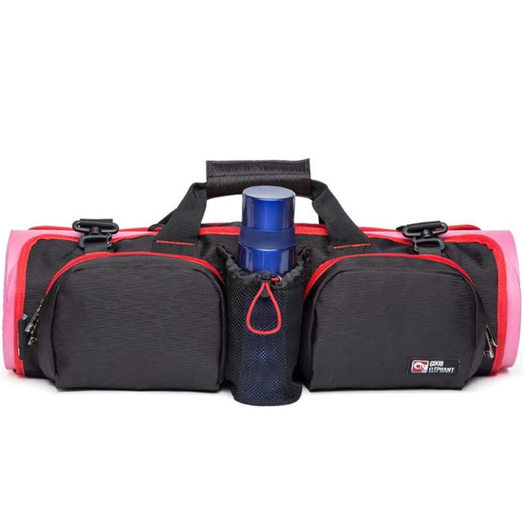 SPOROWJD Große Kapazität Frauen Yoga Taschen Yogamatte Lagerung Tragbare Schultertasche Damen Sporttaschen