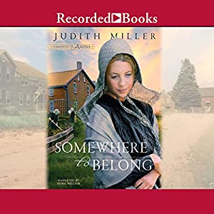 Somewhere to Belong Audiobook