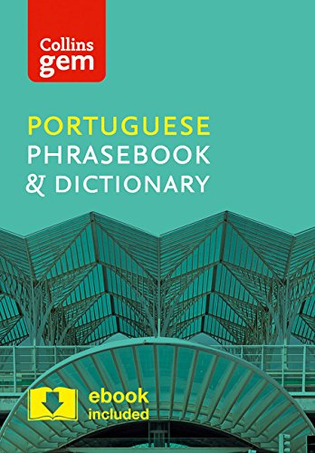 Collins Gem Portuguese Phrasebook & Dictionary