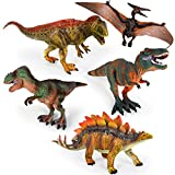 """Kids Imaginative Dinosaurs Small & Large Plastic Assorted Toy Dinosaurs 