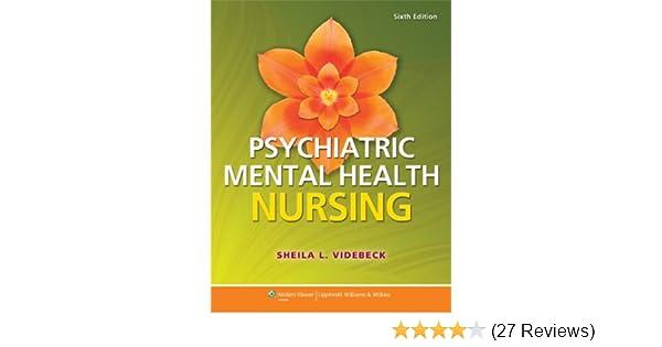 Psychiatric Mental Health Nursing Videbeck 6e Text Prepu Package