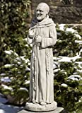 Campania International R-047-GS Padre Pio Statue, Grey Stone Finish Review