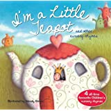 I'm a Little Teapot and Other Action Rhymes (20 Favourite Nursery Rhymes - Illustrated by Wendy Straw) by Wendy Straw (2014-09-08)