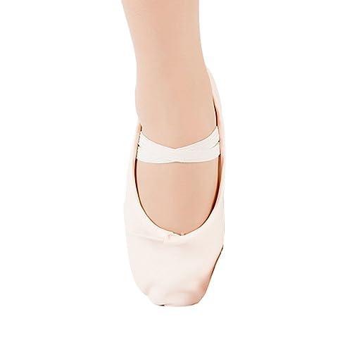 Byqny Clásico Fondo Suave Transpirable Zapatos De Ballet ...