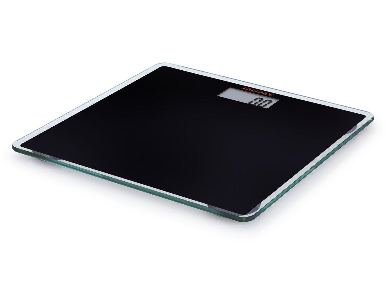 Soehnle Bilancia 63558 SLIM White digitale persone pesa